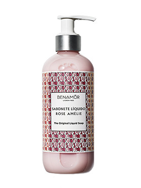 Benamor Rose Amelie Hand Wash Cream small image