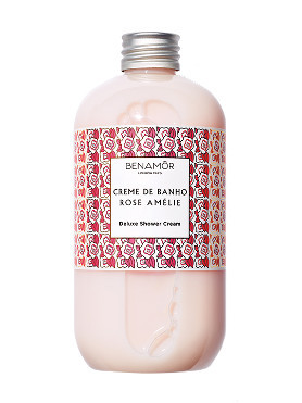 Benamor Rose Amelie Shower Cream small image