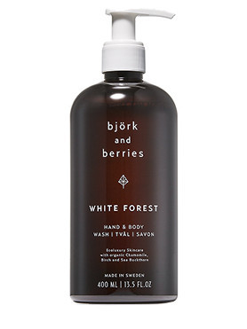 Bjork & Berries White Forest Hand & Body Wash small image