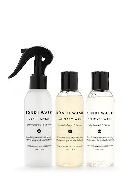 Bondi Wash Mini Laundry Care Trio small image