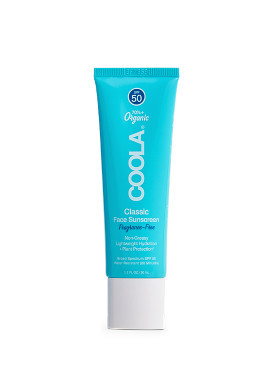 Coola Classic SPF 50 Face Lotion Fragrance-Free small image