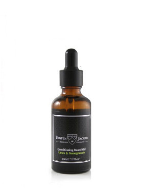 Edwin Jagger Limes & Pomegranate Beard Oil small image