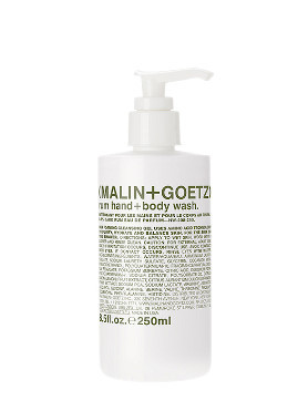 Malin + Goetz Rum Hand + Body Wash small image