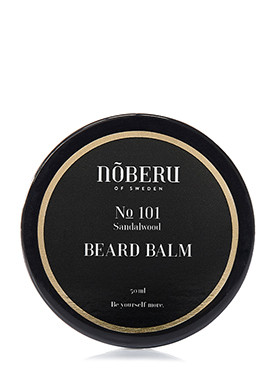 Noberu Sandalwood Beard Balm 60 ml small image