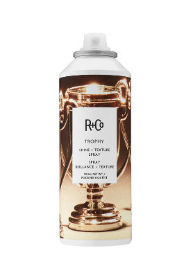 R+Co Trophy Shine and Texture Spray small image