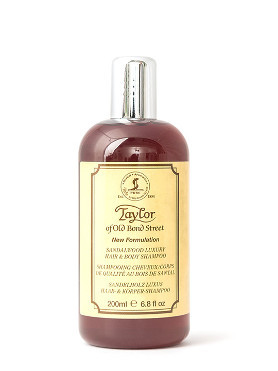 Taylor of Old Bond Street Sandalwood Bath & Shower Gel small image