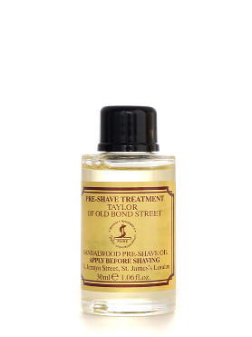 Taylor of Old Bond Street Sandalwood Pre Shave Oil small image