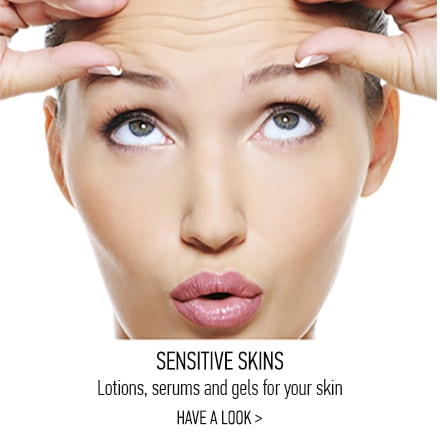 Sensitive Skins Products