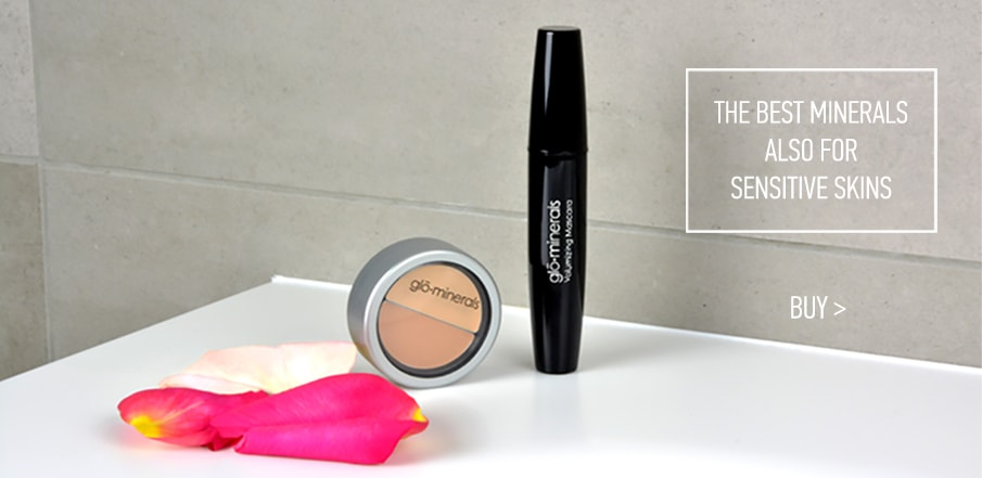 Glo Minerals Make up Products