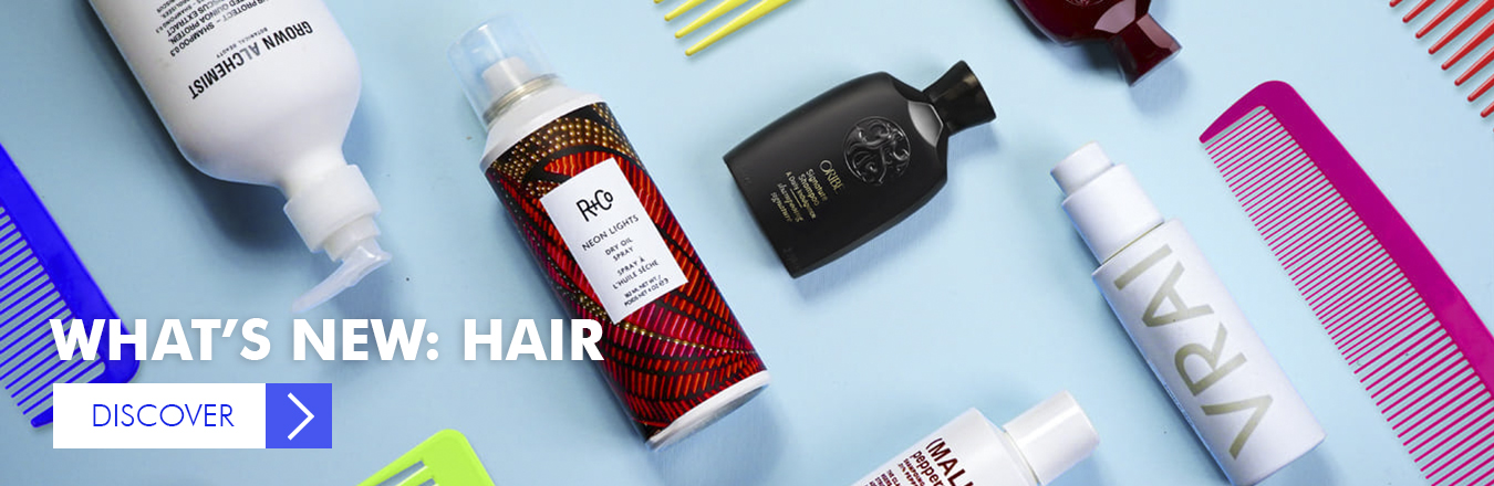 New Hair Care Products